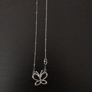 Jewelry - Long Chain Butterfly Necklace